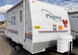 2003 Pioneer 18ft Travel Trailer for Sale in Mesa, AZ