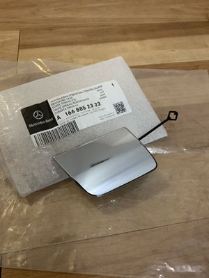 Tow Bracket Cover- Mercedes-Benz for Sale in Houston, TX