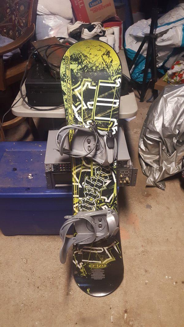 freerider esp130 snowboard