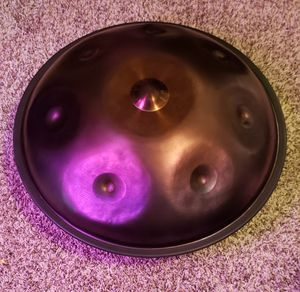 Symphonic Steel MP9 hang drum/hand pan for Sale in Shelbyville, TN