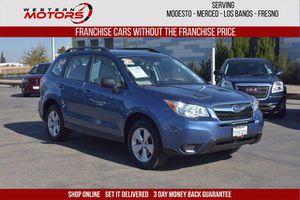 2016 Subaru Forester for Sale in Los Banos, CA