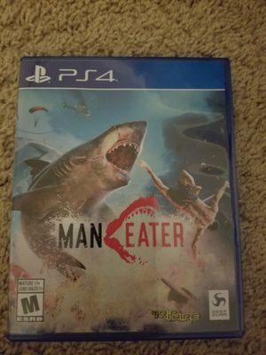 Maneater - PS4 for Sale in San Diego, CA