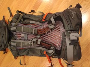 Hiking Backpack - Osprey Atmos 50 for Sale in Westport, CT