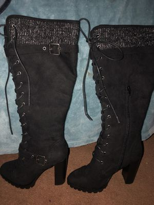 Heeled boots for Sale in Milford, OH