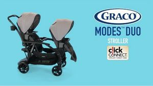 Graco Modes Duo double stroller for Sale in NEW KENSINGTN, PA