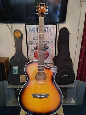 Washburn Acoustic Electric Guitar for Sale in Rolling Hills Estates, CA