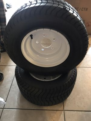 Trailer tires for Sale in Bakersfield, CA
