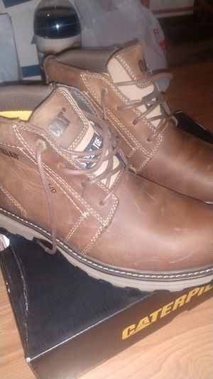CAT boots size 9 1/2 for Sale in Carnegie, PA