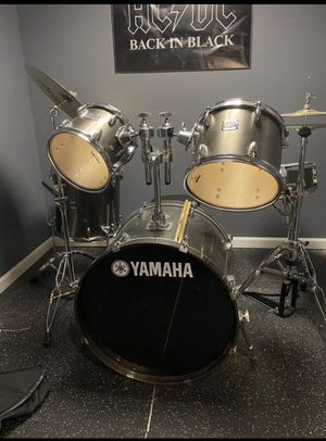 Yamaha Stage Custom Birch Drum Set for Sale in Plainfield, IL