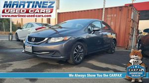 2013 Honda Civic Sdn for Sale in Livingston, CA