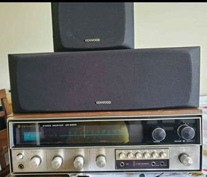Vintage Kenwood stereo Receiver KR-5200 for Sale in Maple Shade Township, NJ