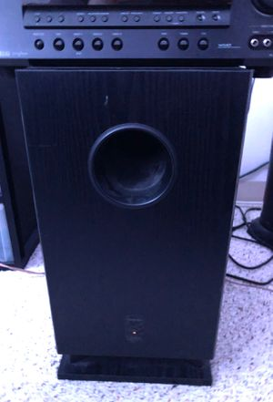 Onkyo subwoofer 150w for Sale in Plaistow, NH