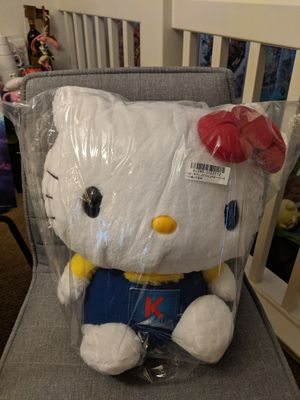 NEW Sanrio Big Hello Kitty Plush from Japan for Sale in San Jose, CA