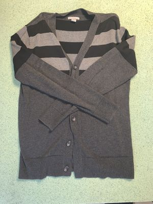 Paraphrase Black Cardigan Men's Size S for Sale in Milwaukee, WI