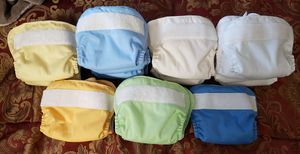 19 Newborn Bumgenius Cloth Diapers for Sale in Sacramento, CA