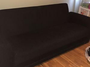 Black futon for Sale in New York, NY