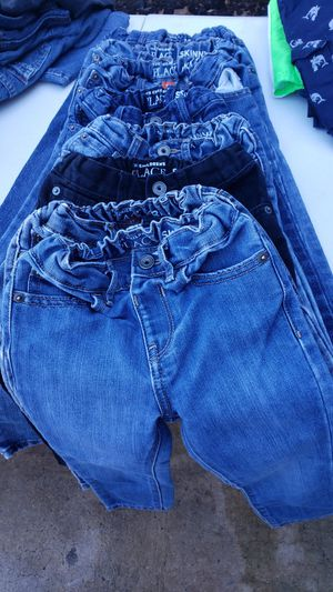 Boys 3T skinny jeans place brand for Sale in Converse, TX