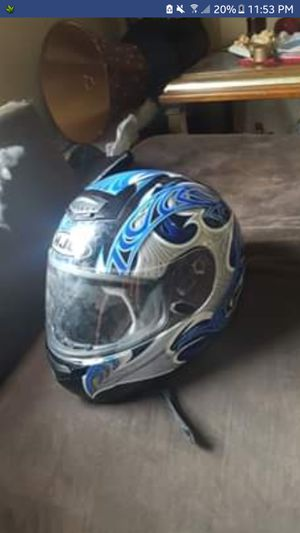 Paradox cs-r1 full face helmet size:large for Sale in New Lexington, OH