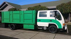 Chevy / Isuzu crew diesel landscaper truck for Sale in Milwaukie, OR
