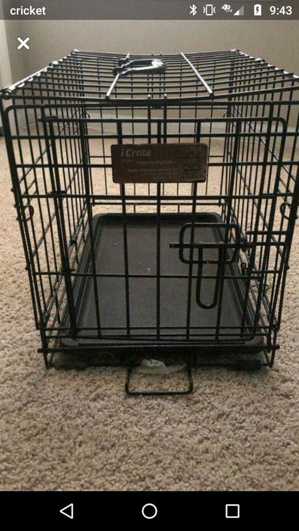 Small Dog Crate Carrier