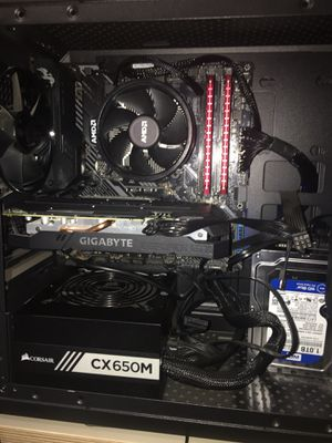 Newly Built Gaming Computer (Read Description) for Sale in Arvin, CA