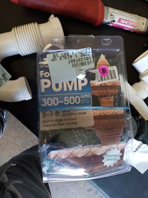 smartpond 500-GPH Submersible Fountain Pump for Sale in Bakersfield, CA