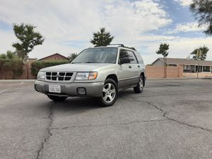 1999 subaru forester LOW MILES! for Sale in Victorville, CA