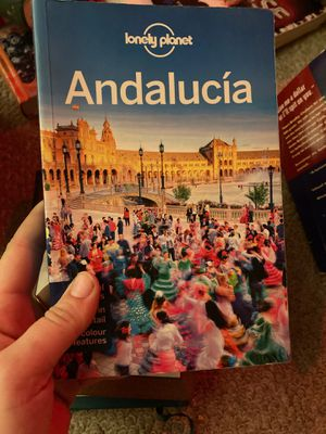 Southern Spain Travel Book for Sale in Chelmsford, MA