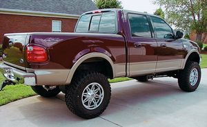 2002 Ford F150 King Ranch Perfect Leather for Sale in San Francisco, CA