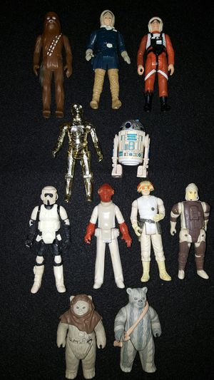 VINTAGE KENNER STAR WARS for Sale in Woodway, WA