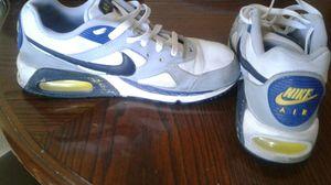 Nike air blue gray white size 10 for Sale in Avondale, AZ