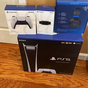 PS5 Bundle for Sale in Whittier, CA