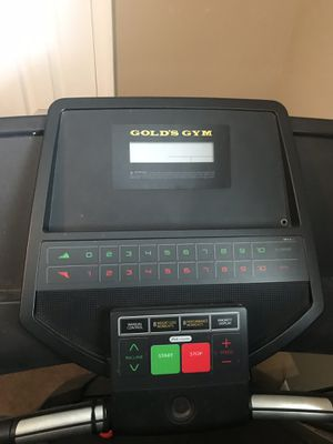 Gold's Gym Treadmill for Sale in Boyce, LA