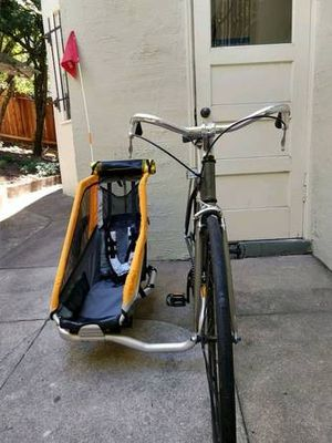 Chariot SideCarrier trailer buggy Bike Child Carrier used for dog for Sale in Miami Beach, FL