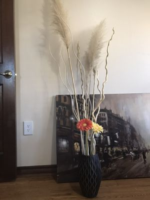Dried flowers, willow strips, reeds and vases 1.6 meters hall for Sale in Houston, TX