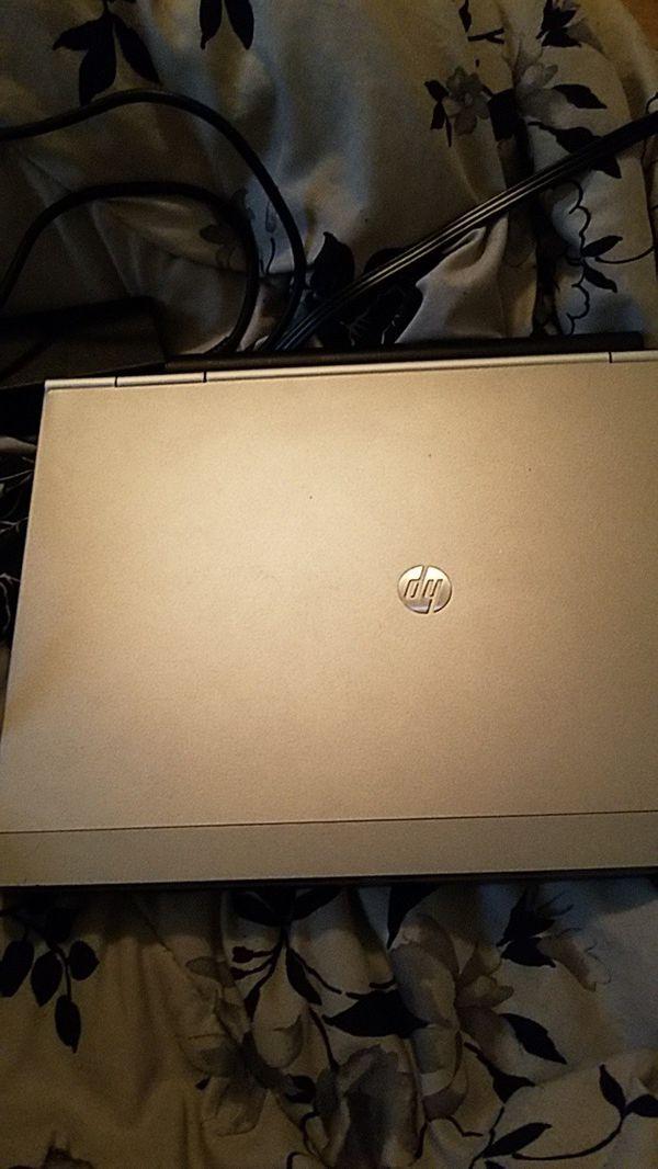 Refurbished HP Elitebook laptop