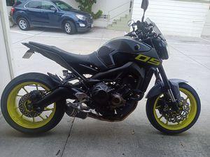 2016 Yamaha FZ09 for Sale in San Diego, CA