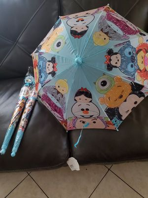 Disney umbrella for kids for Sale in Bell Gardens, CA