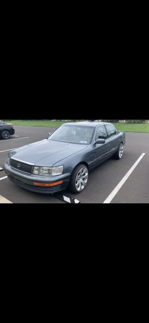 1992 lexus ls400 (Trade) for Sale in Levittown, PA