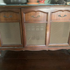 Vintage Radio/Record Player for Sale in Whittier, CA