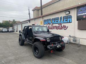 2020 Jeep Wrangler Rubicon for Sale in La Habra Heights, CA