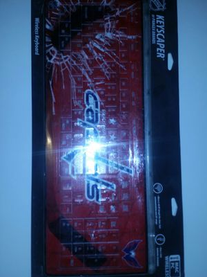 Capitals keyboard for Sale in Weirton, WV