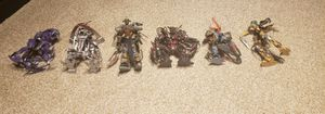 AWESOME lot of 6 Mcfarlane Toys Manga Spawn Action Figures Series 9 10 12 Rare for Sale in Aurora, CO