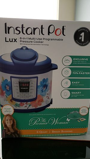 Instant Pot IP-Lux Brand New! for Sale in Long Beach, CA