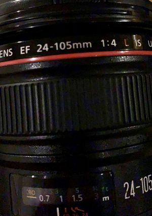 Canon 24-105mm F4 for Sale in Pleasanton, CA