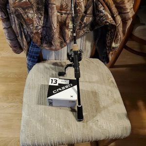 Creed 13 Fishing Combo for Sale in Rockdale, IL