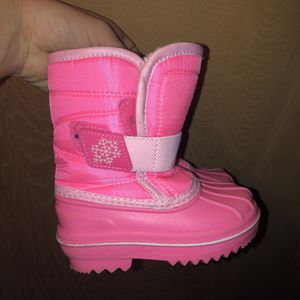 Toddler Girl Rain Snow Boots for Sale in La Puente, CA
