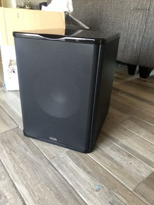 Premier Acoustics 12in home audio subwoofer for Sale in Glendale, AZ