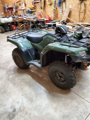 Honda rancher 420cc for Sale in Warsaw, OH