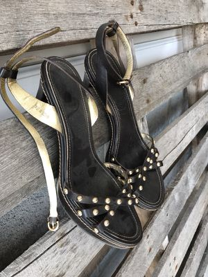 Authentic Coach heels—Size 8 for Sale in Smyrna, TN